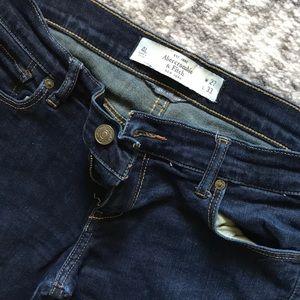 Abercrombie & Fitch Skinny Jeans. Brett Style